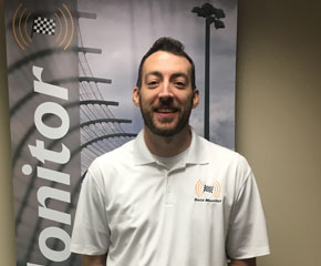 Cole Caylor - Race Monitor Customer Relations Manager