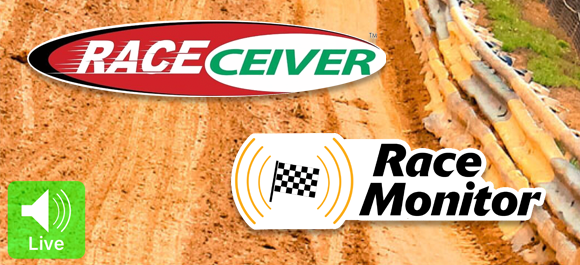 RACEceiver Audio Streaming in Race Monitor